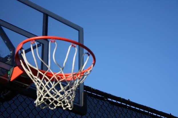 how to make a basketball hoop net