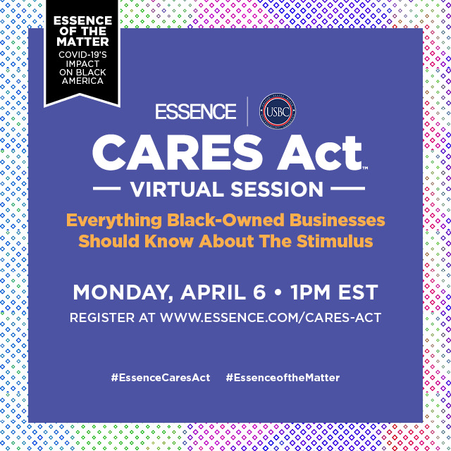 Essence – Covid19's Impact on Black America