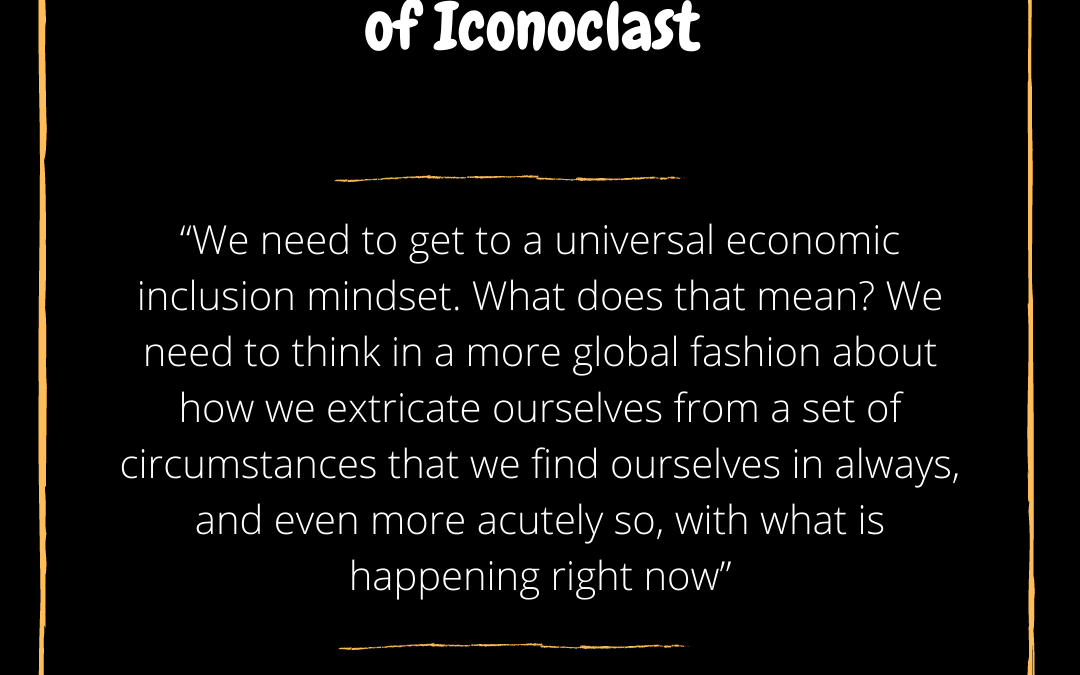 A Conversation with Fred Keaton of Iconoclast – part 1