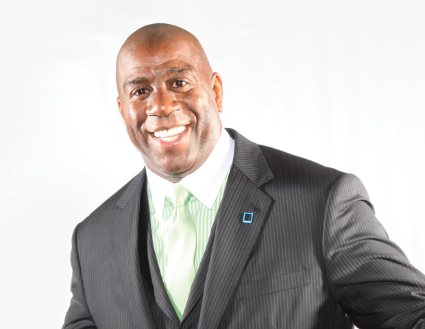 MAGIC JOHNSON'S LIFE INSURANCE COMPANY TO DISTRIBUTE $100 MILLION IN FEDERAL LOANS TO MINORITY BUSINESSES