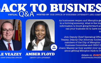 Back to Business Q&A Webinar May 28, 2020 10:00 AM – 11:30 AM (CDT)