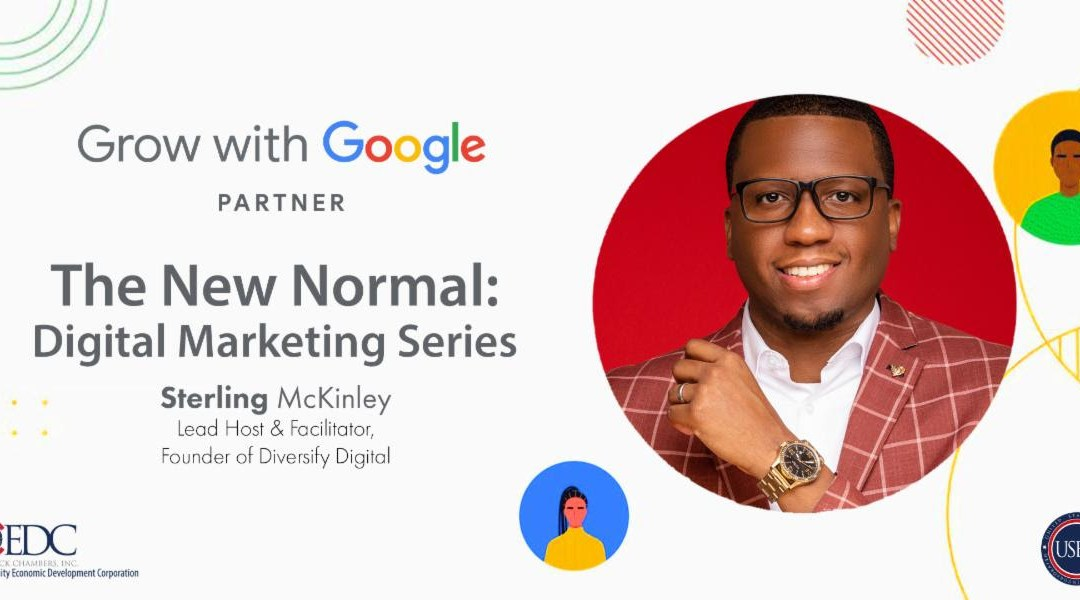 5 day Digital Marketing Series to help you grow your business