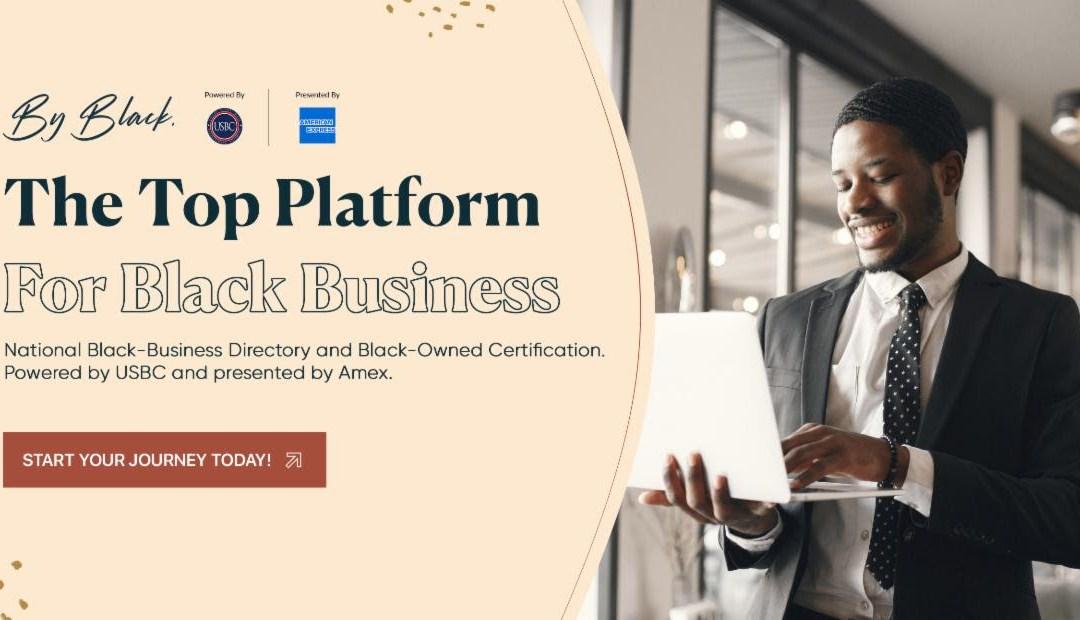 ByBlack – First National Certification Program for Black-Owned Businesses