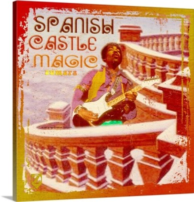 Hendrix's Spanish Castle Magic