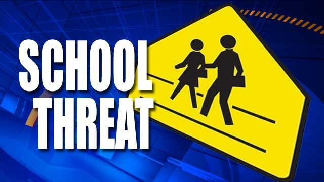 13 Year Old Charged with Threat at School