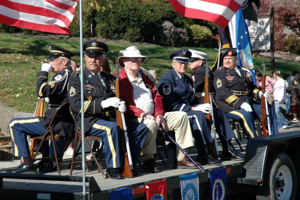 13th Annual Anderson County Veterans Day Parade scheduled