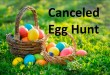 First Christian Church of Harriman Cancels Easter Egg Hunt But will still Hand Out Treats