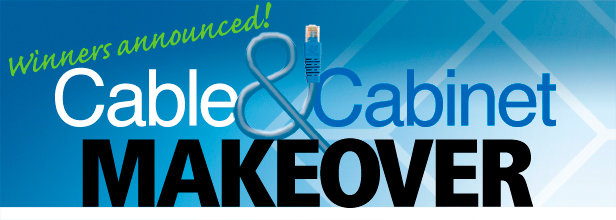 Cable & Cabinet Makeover Contest