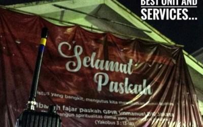 Sewa HT di GPIB Immanuel Jakarta Pusat