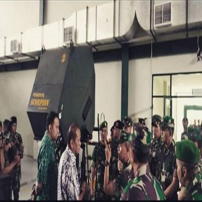 Sewa HT di Pusdikkav Bandung Jawa Barat
