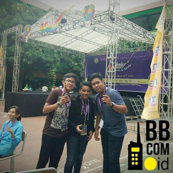 Sewa HT di SMPN 111 Jakarta Barat