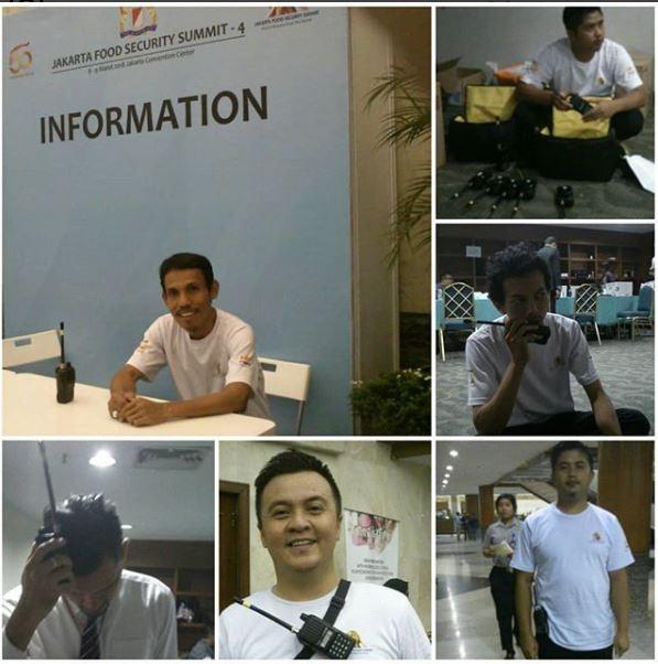 Sewa HT di Jakarta Convention Center Jakarta Pusat