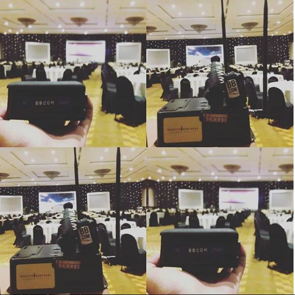 Sewa  Clearcom di Hotel Bidakara Jakarta Selatan