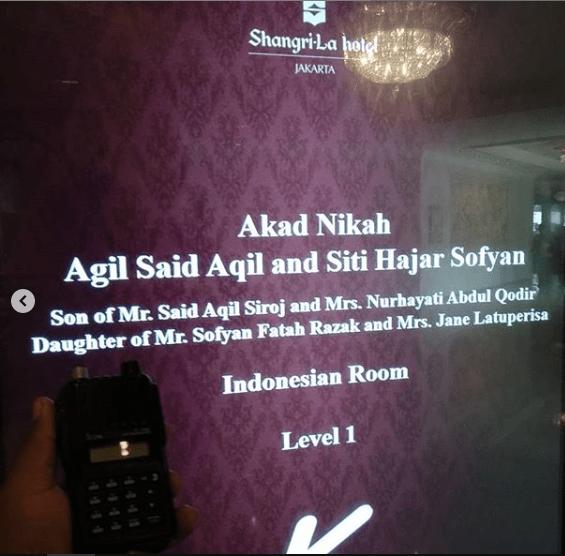 Sewa HT di Hotel Shangrilla Jakarta Pusat