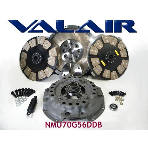 Valair G56 Dual Disc Clutch