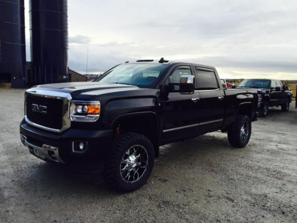 2015 GMC Denali Project