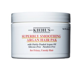 Kiehls Superbly Smoothing Argan Hair Pak