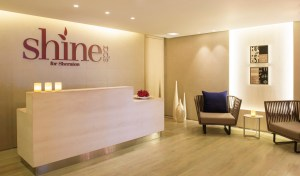 Shine Spa Sheraton Dubai Mall of the Emirates- Reception