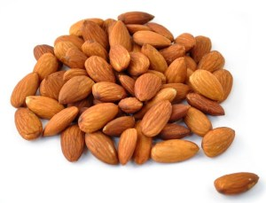 almonds foods for strong nails