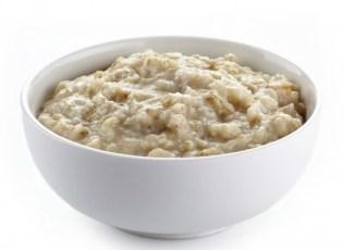 oatmeal mask body acne home remedy