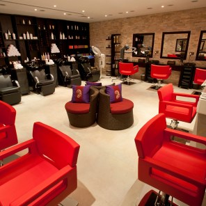 Tips & Toes Day Spa Hair Station