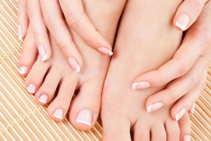 mani pedi nail buffing ramadan natural nails