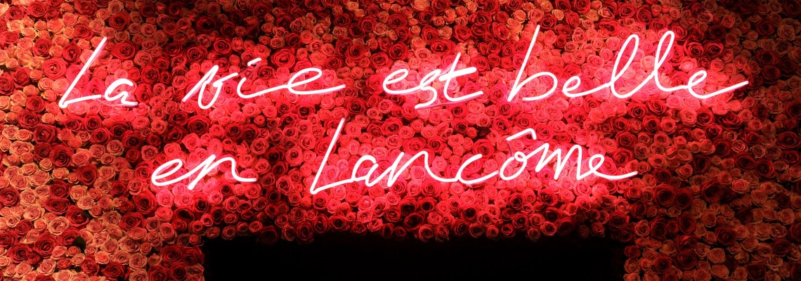 LANCÔME WÔW PARTY