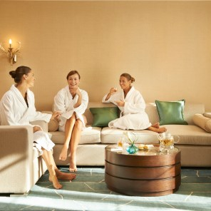 Willow Stream Spa Fairmont The Palm - - Lounge