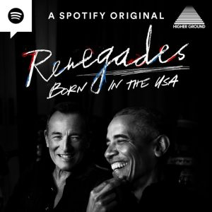 barack obama and bruce springsteen podcast