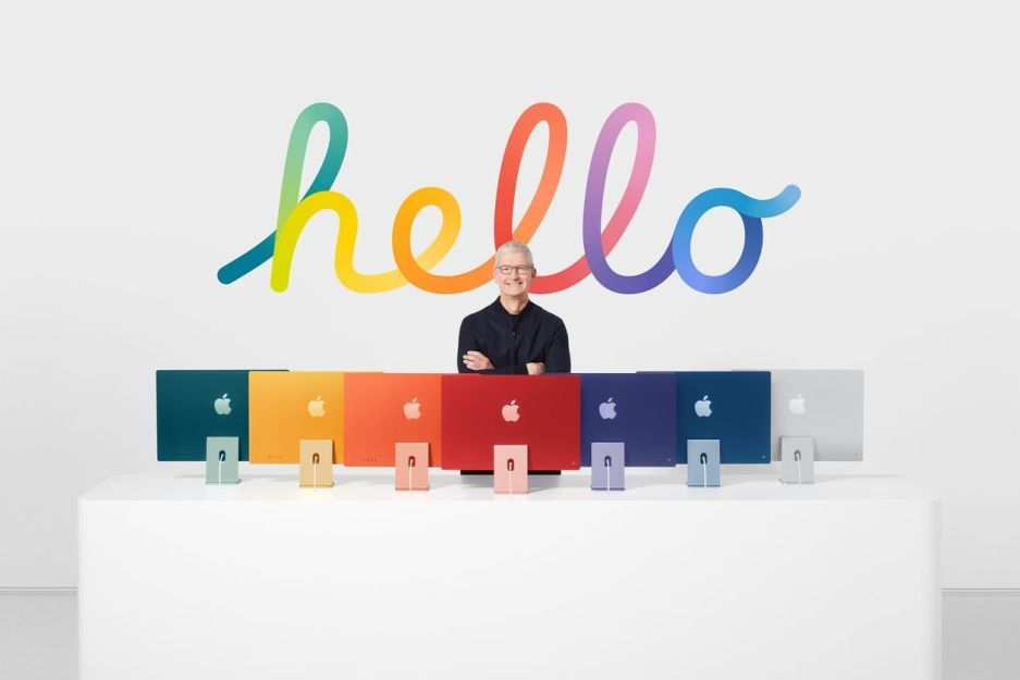 Tim Cook Apple subscription