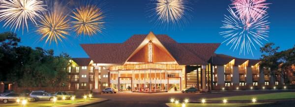Fachada - Recanto Cataratas Resort & Convention