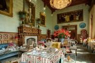 Chá da Tarde servido na Connaught Room - Divulgação/Red Carnation Hotels (crédito: Kelvin Gillmor)