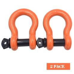 BBG4x4 Shackle Orange