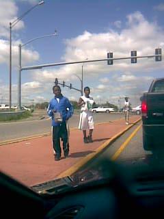 Street Begging Kids