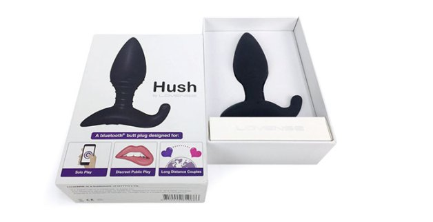 hush packaging