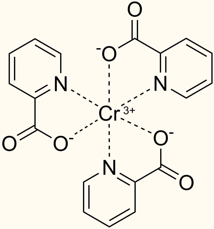 Cromo Picolinato