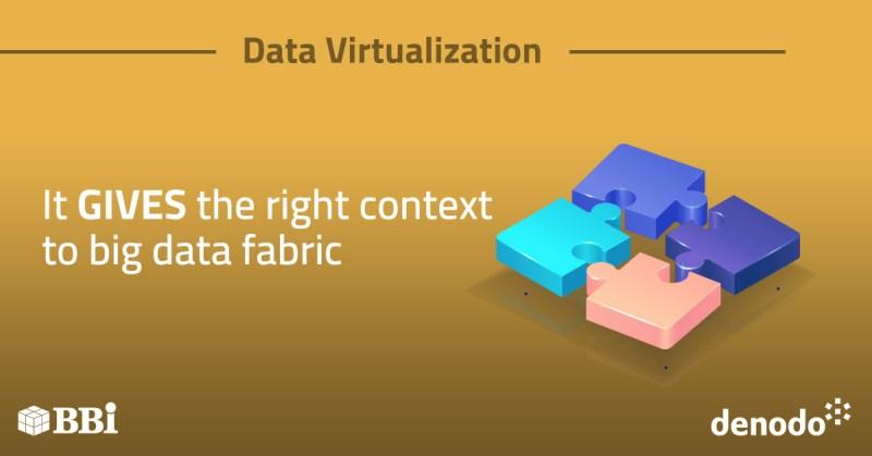 Data Virtualization Big Data