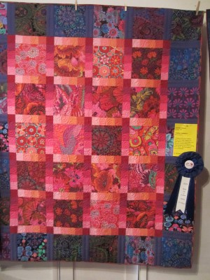 1st Place Best Color: Lisa Bee-Wilson