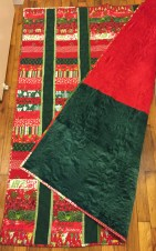 #8:Holiday Quilt