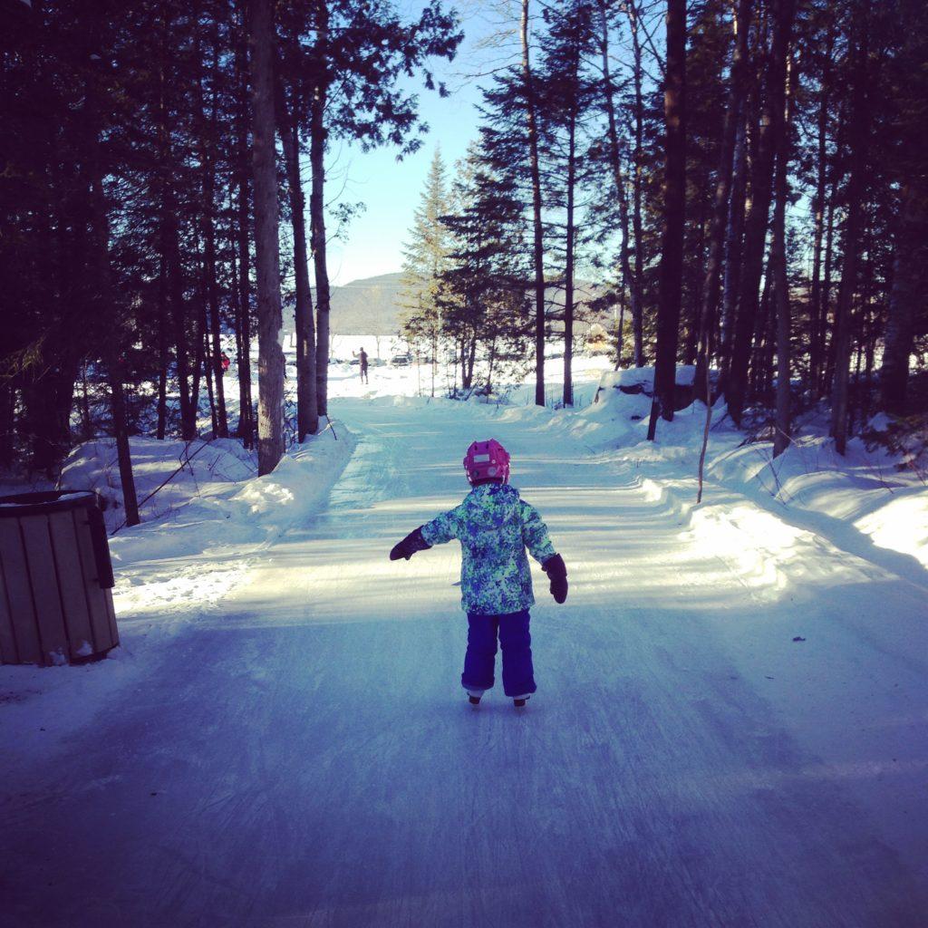 Ski au chalet