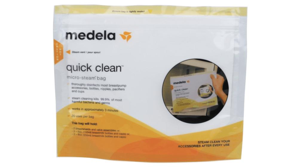 Medela Quick Steam
