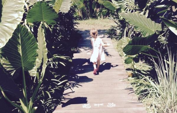 Voyage avec enfant à Bali