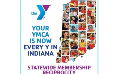 Indiana's YMCAs Announce Statewide Membership Reciprocity Plan
