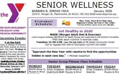 January 2020 Senior Newsletter