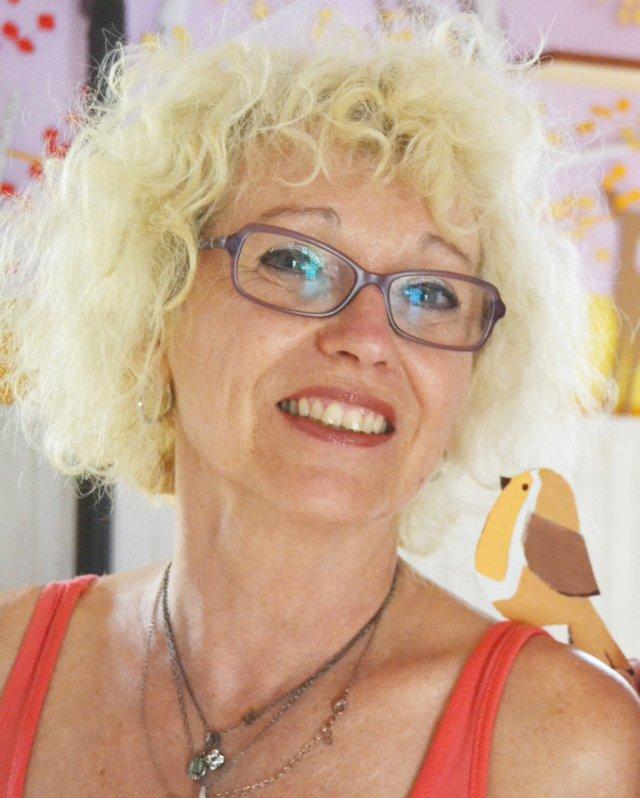 Jolana Kozarova gestore B&B la casa d'artista