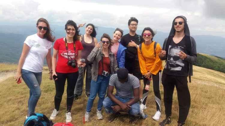 Volontariato internazionale in Casentino