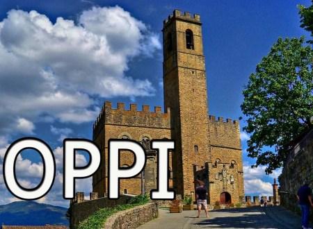 Posti belli in Toscana - Casentino - Quota