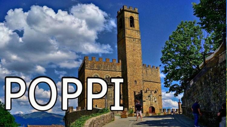 Posti belli in Toscana: Poppi