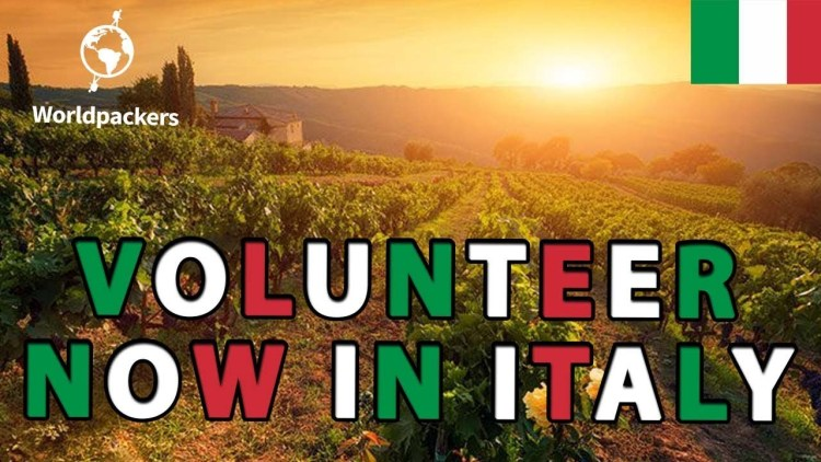 Worldpackers volontariato in Italia – Toscana