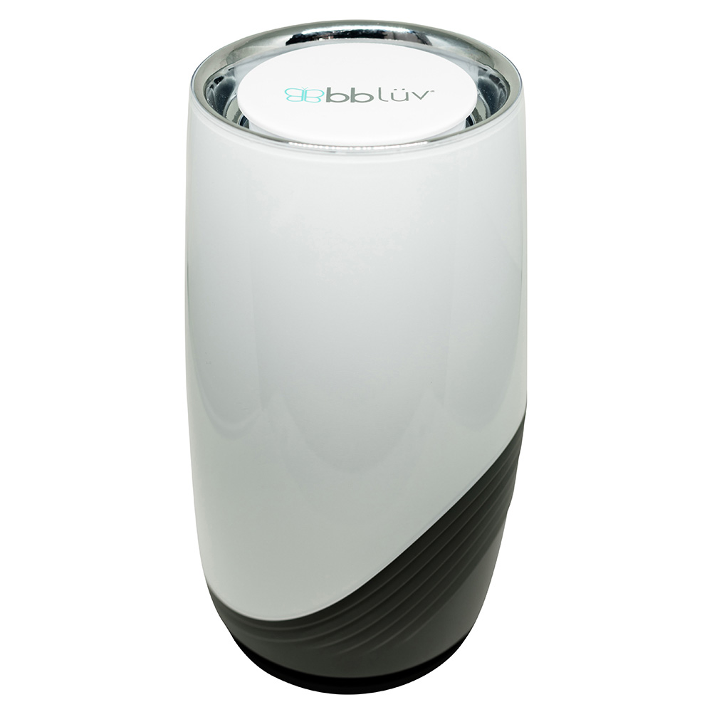 Püre - 3-in-1 HEPA air purifier with active carbon filtration
